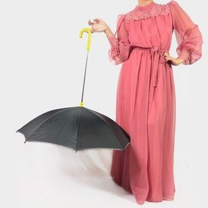 Vintage Dress By Seymour Levy TPIB